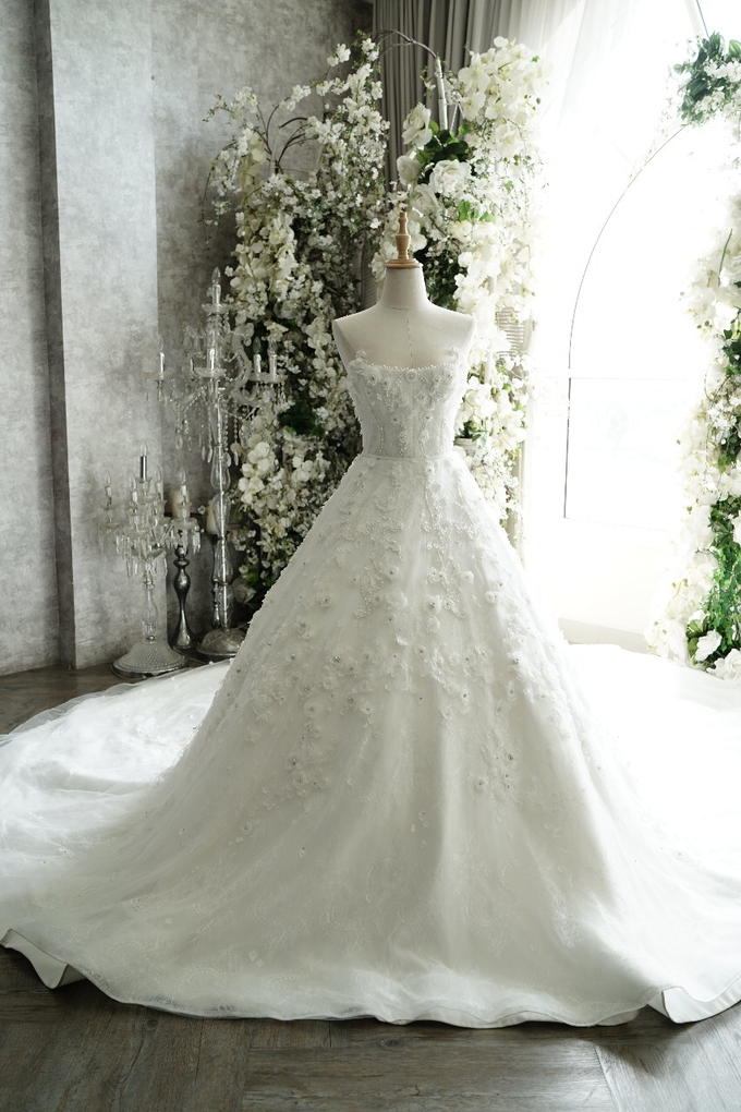 Wedding Gown Collection by Faye Wedding - 007