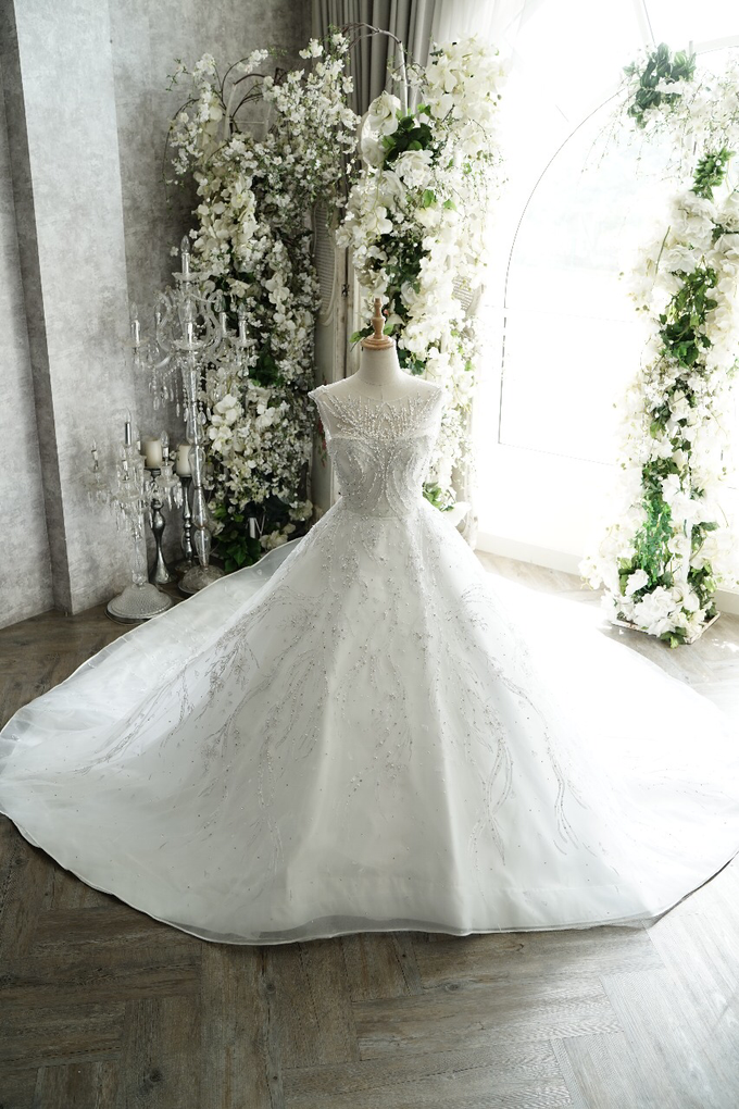 Wedding Gown Collection by Faye Wedding - 009
