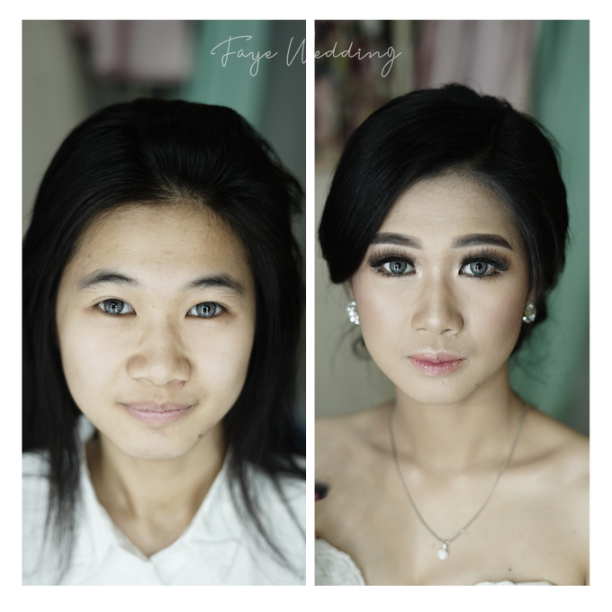 Makeup by Faye Wedding - 005