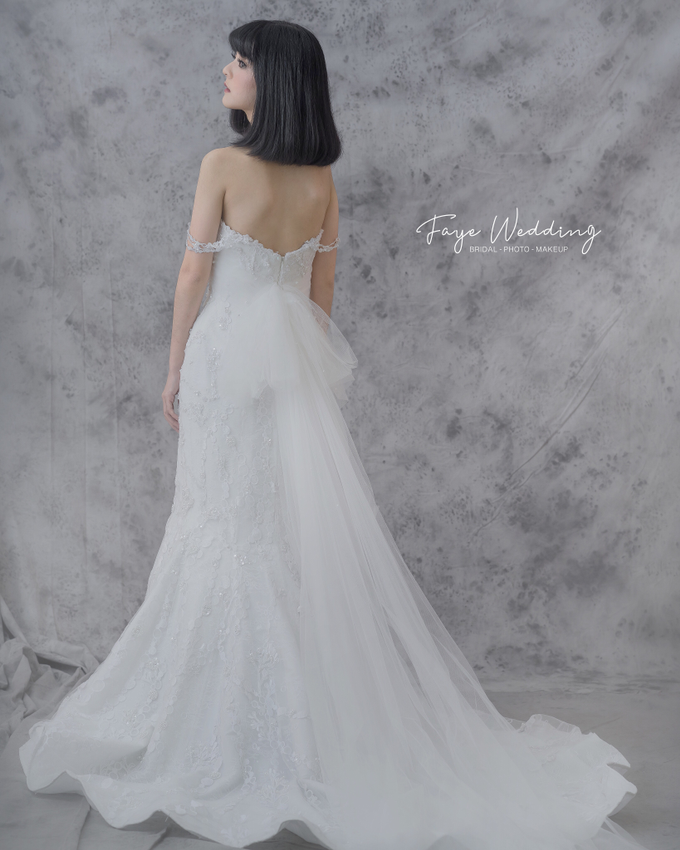 Wedding Gown Collections  by Faye Wedding - 002
