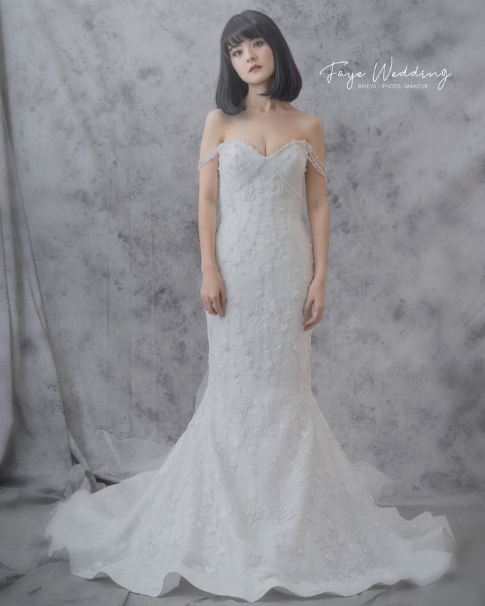 Wedding Gown Collections  by Faye Wedding - 003
