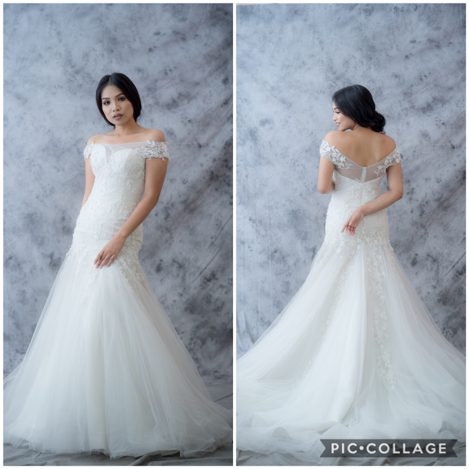 Wedding Gown Collections  by Faye Wedding - 020
