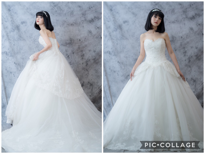 Wedding Gown Collections  by Faye Wedding - 023