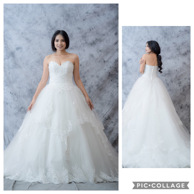Wedding Gown Collections  by Faye Wedding - 026