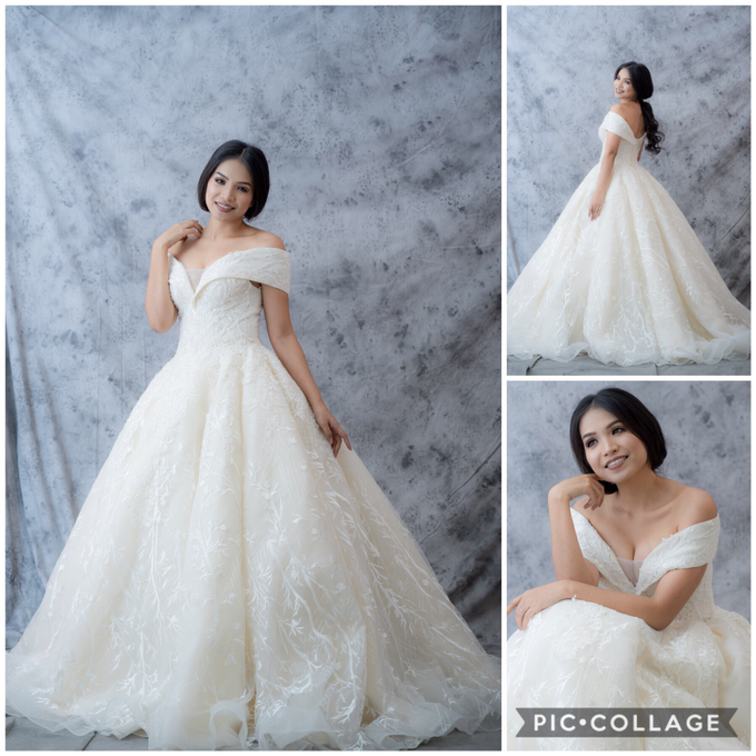 Wedding Gown Collections  by Faye Wedding - 027