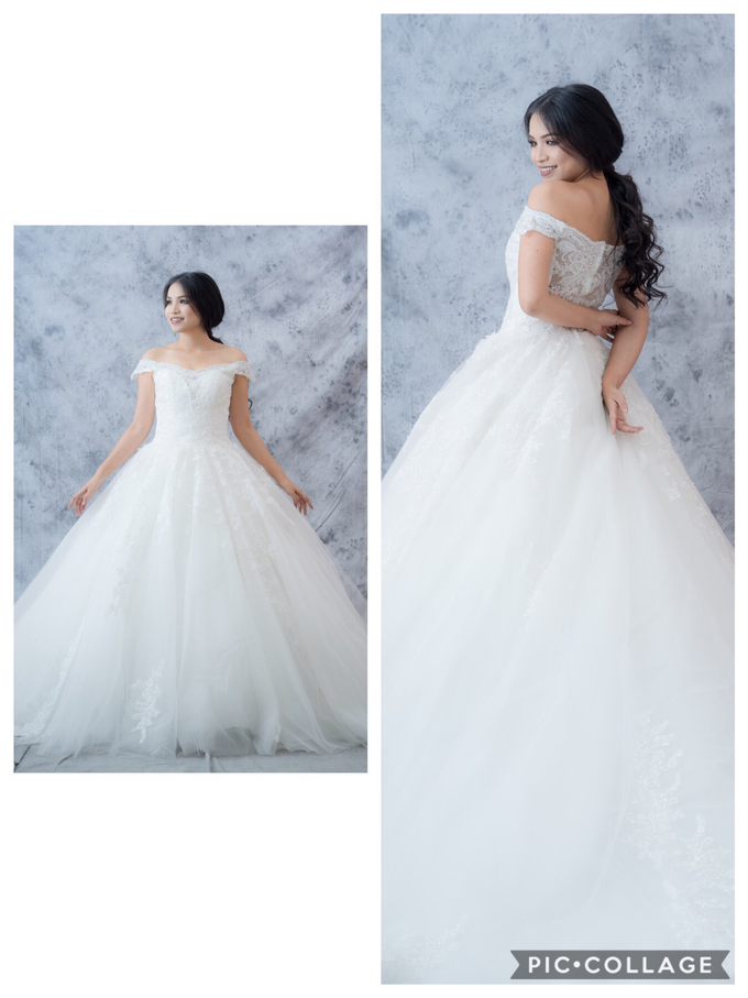 Wedding Gown Collections  by Faye Wedding - 028