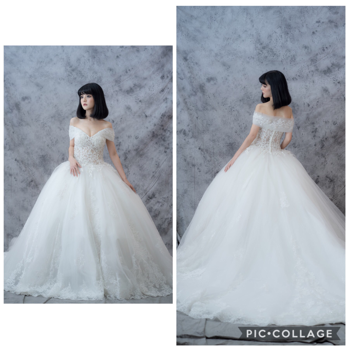 Wedding Gown Collections  by Faye Wedding - 032