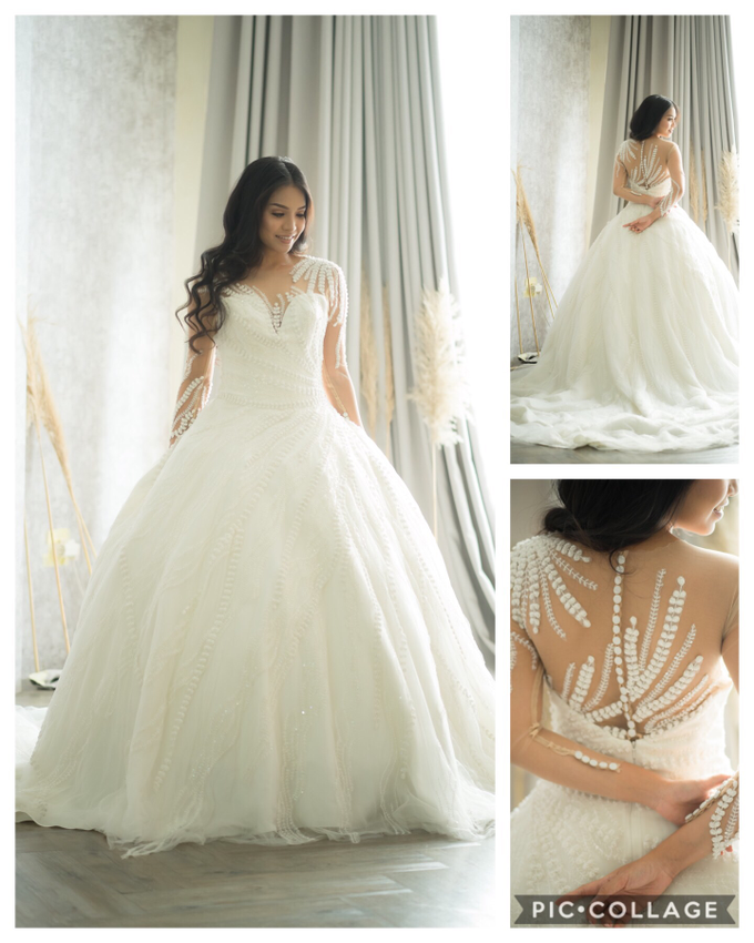 Wedding Gown Collections  by Faye Wedding - 038