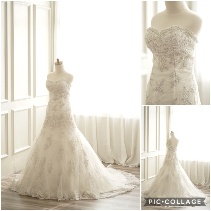 Wedding Gown Collections  by Faye Wedding - 046