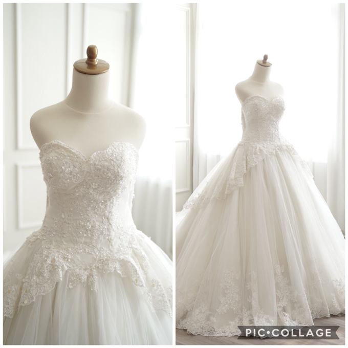 Wedding Gown Collections  by Faye Wedding - 049