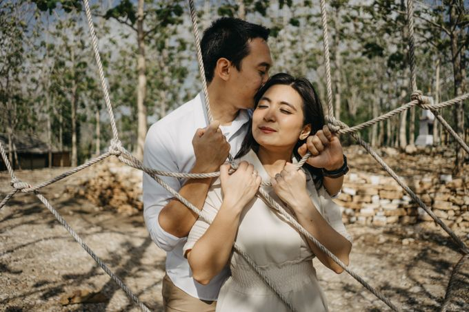Postwedding of Ayu & Ario by Thecoupleideas Photo - 005