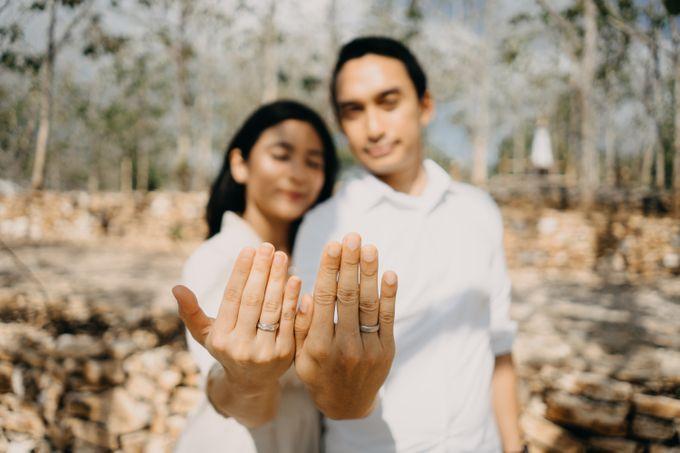Postwedding of Ayu & Ario by Thecoupleideas Photo - 007