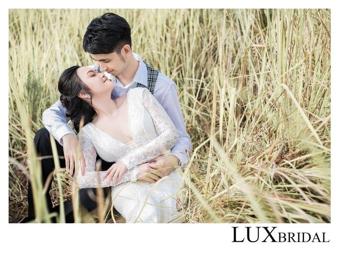 Jeffrey & Owenna by Lux Bridal Sdn Bhd - 001