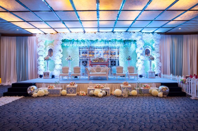 Wedding Decoration by Le Grandeur Mangga Dua Hotel - 001
