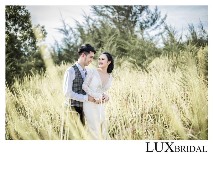Jeffrey & Owenna by Lux Bridal Sdn Bhd - 002