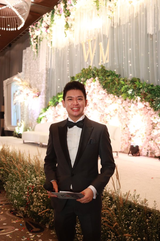 MC Wedding Double Tree Hotel Jakarta - Anthony Stevven by Anthony Stevven - 008