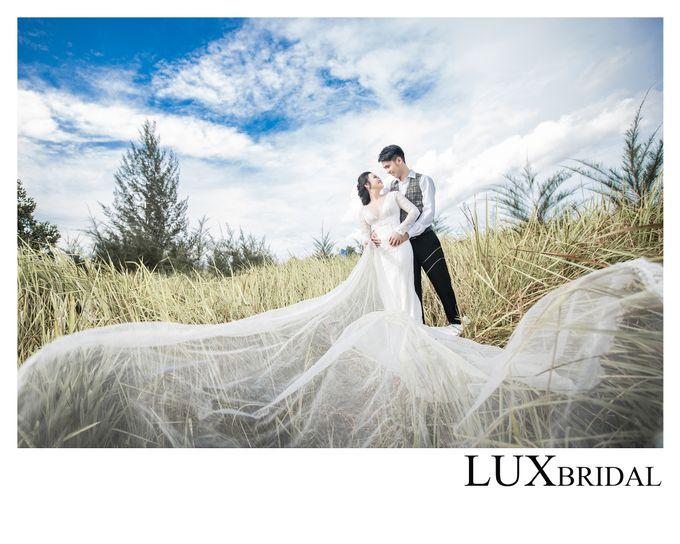 Jeffrey & Owenna by Lux Bridal Sdn Bhd - 004