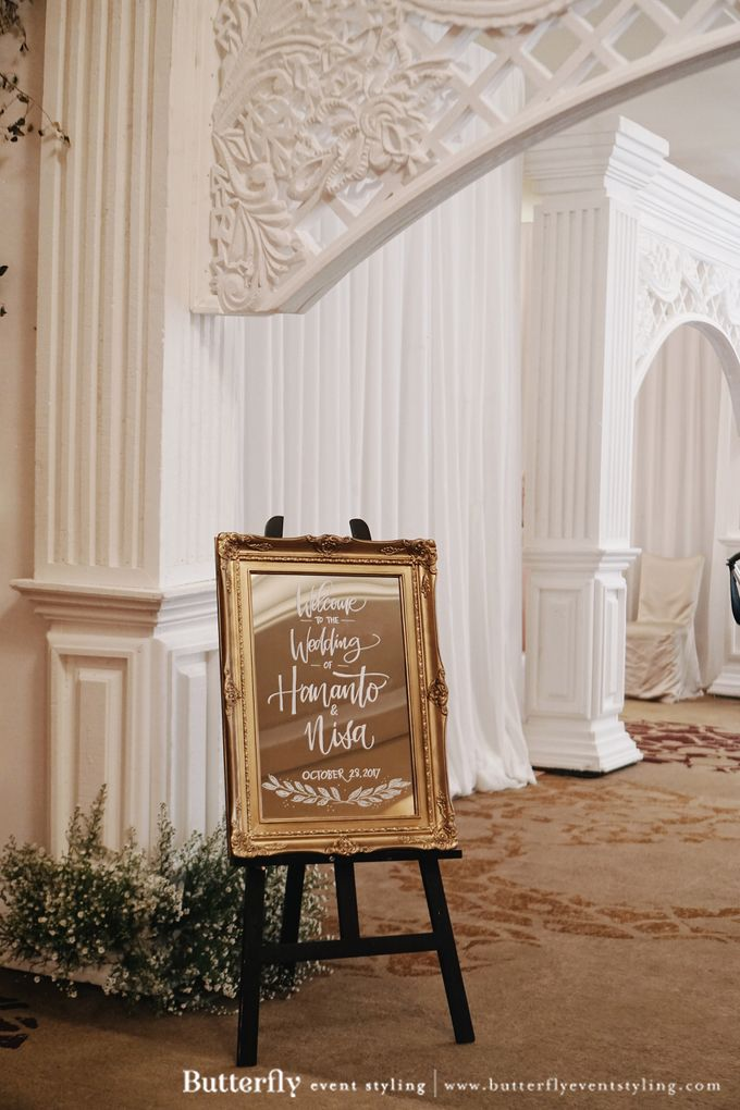 The Wedding of Hananto & Choerunissa by Butterfly Event Styling - 019