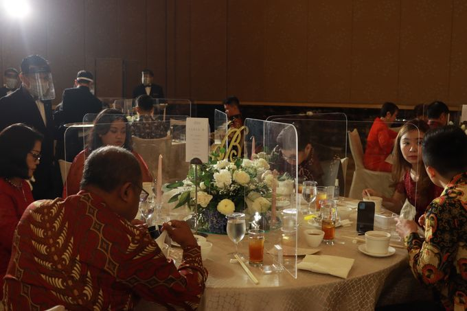 MC Sangjit Hotel Mulia Ballroom Jakarta - Anthony Stevven by Anthony Stevven - 024