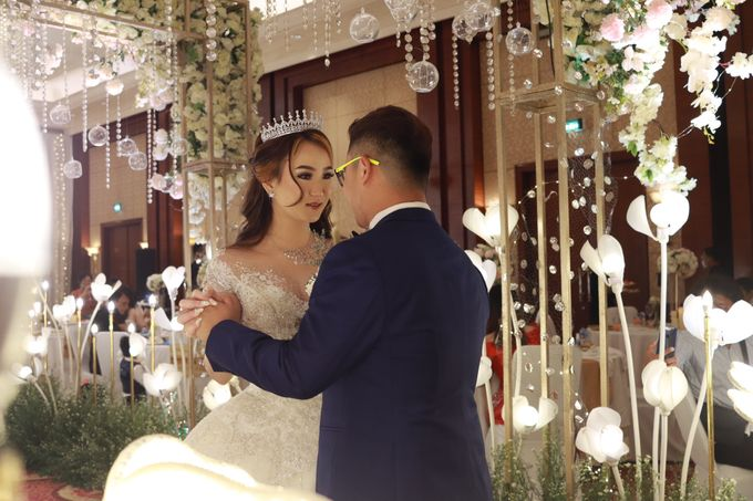 MC Wedding JW Marriot Jakarta - Anthony Stevven by JW Marriott Hotel Jakarta - 018