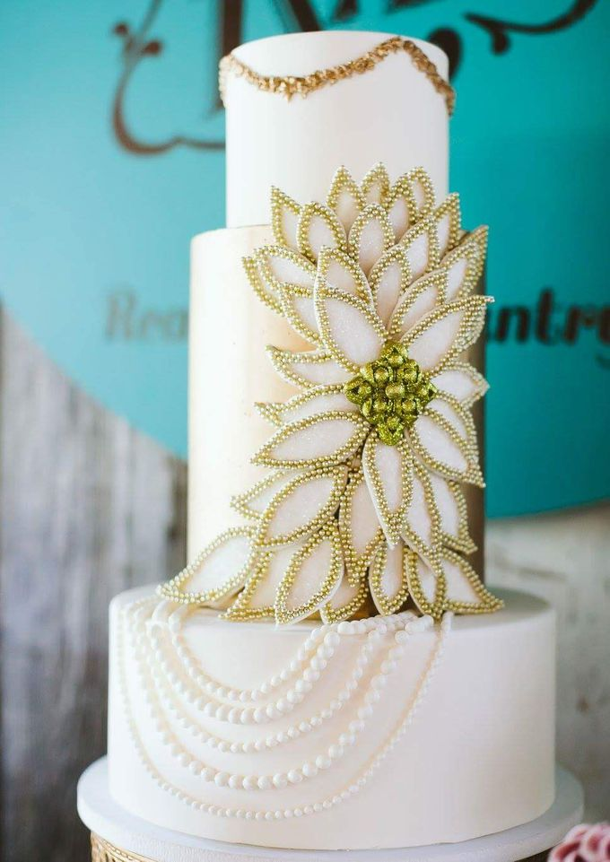 Wedding and Grooms' Cakes by Cakes ROCK!!! - 014