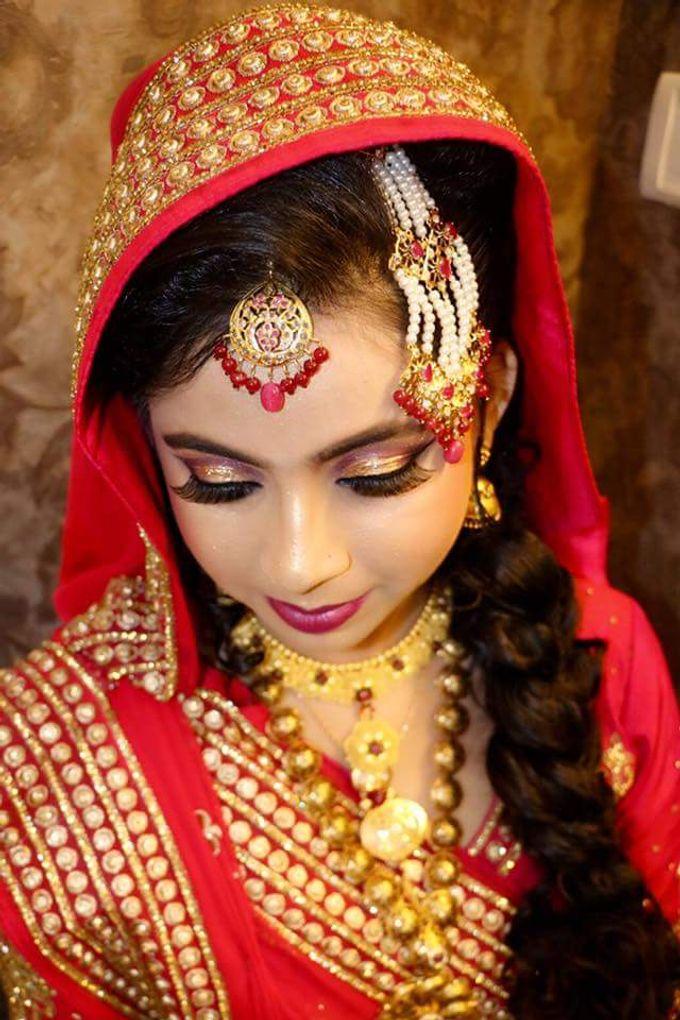 Goa Wedding Makeup Artist by Hazira Makeup Artist Goa - 009