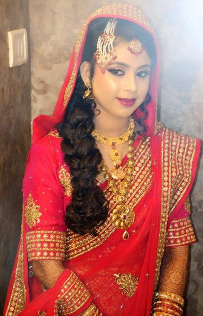 Goa Wedding Makeup Artist by Hazira Makeup Artist Goa - 021