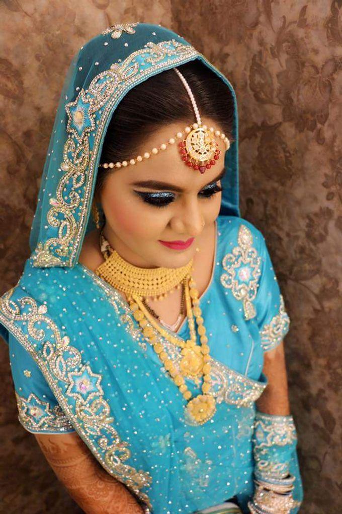 Goa Wedding Makeup Artist by Hazira Makeup Artist Goa - 022