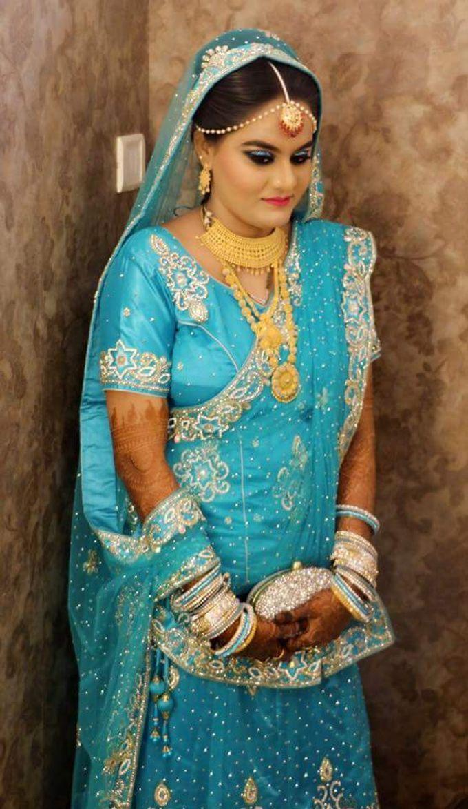 Goa Wedding Makeup Artist by Hazira Makeup Artist Goa - 005