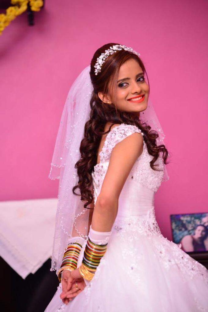 Goa Wedding Makeup Artist by Hazira Makeup Artist Goa - 014