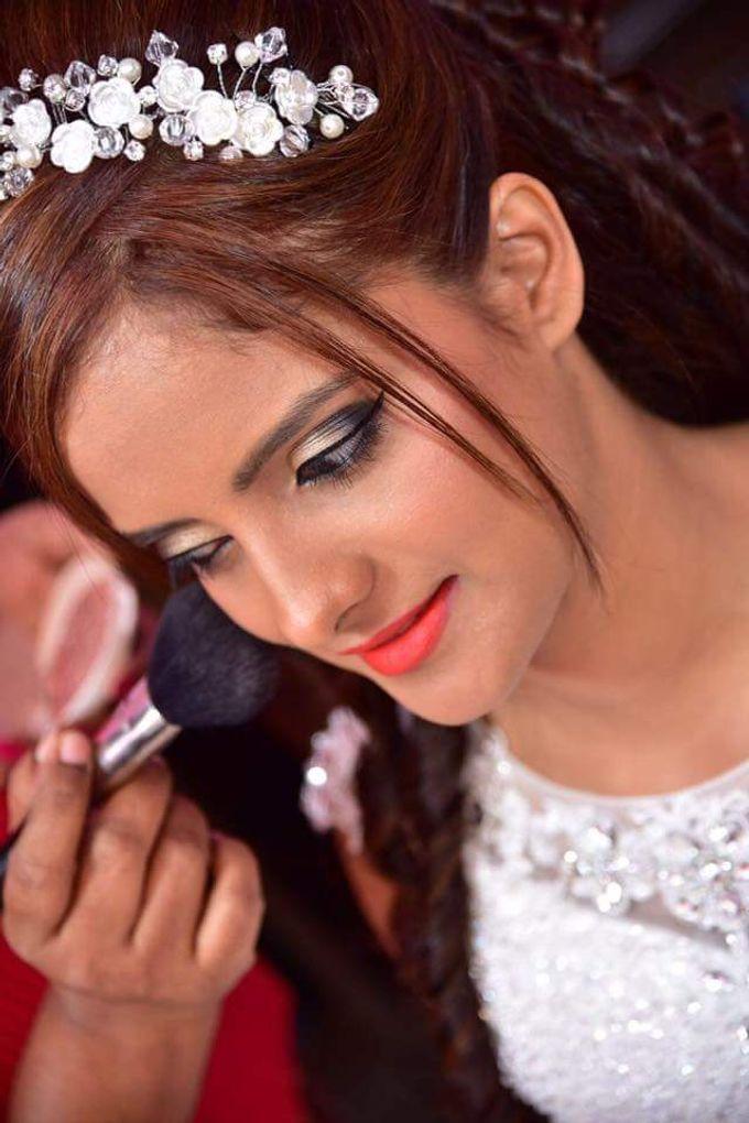 Goa Wedding Makeup Artist by Hazira Makeup Artist Goa - 002
