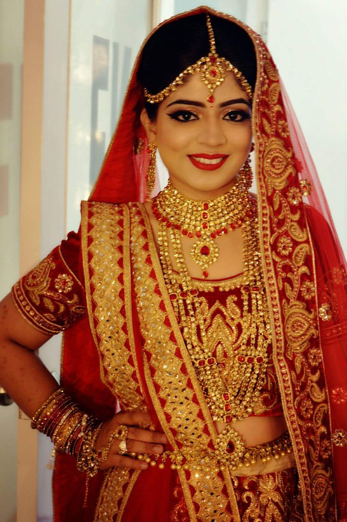 Goa Wedding Makeup Artist by Hazira Makeup Artist Goa - 024