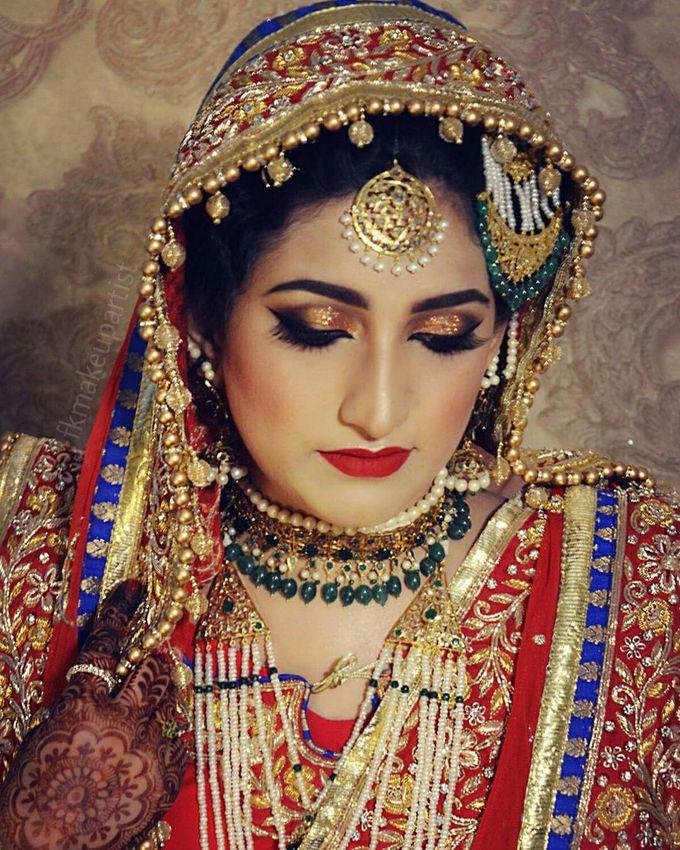 Goa Wedding Makeup Artist by Hazira Makeup Artist Goa - 026