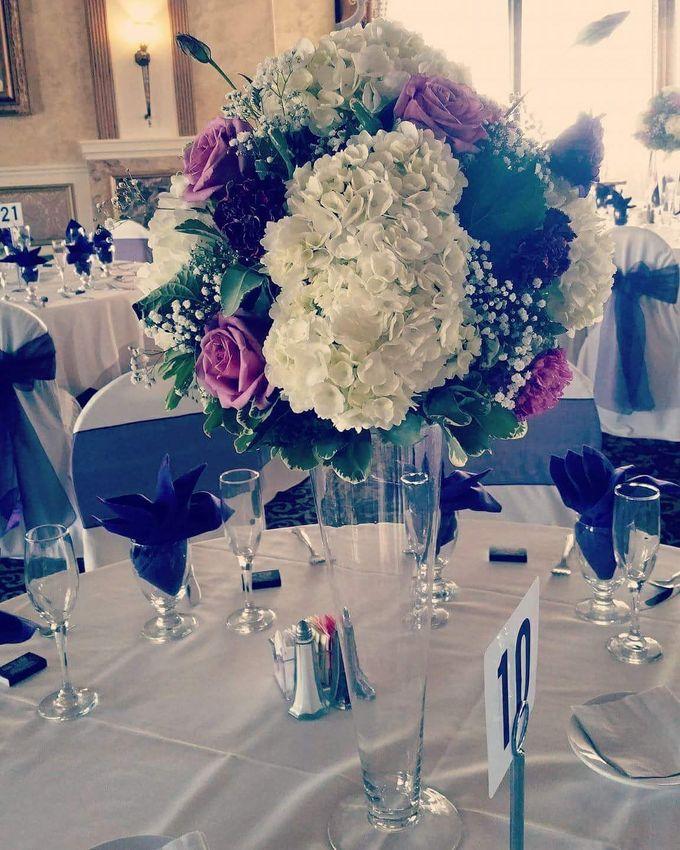 Purple Wedding by My Beauty By Glo - 002