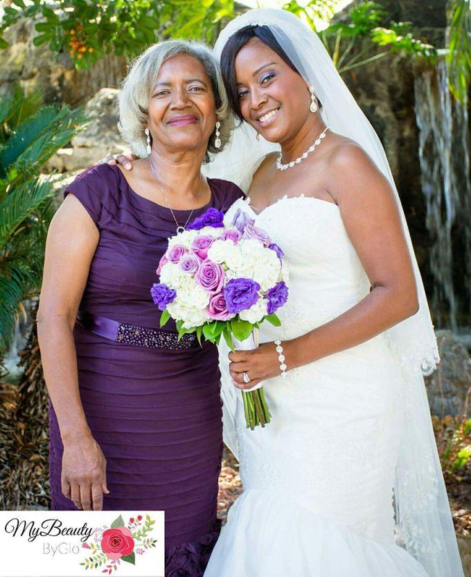 Purple Wedding by My Beauty By Glo - 003