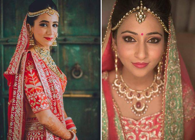 Goa Wedding Makeup Artist by Hazira Makeup Artist Goa - 012