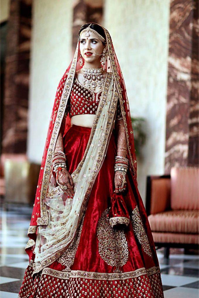 Goa Wedding Makeup Artist by Hazira Makeup Artist Goa - 023