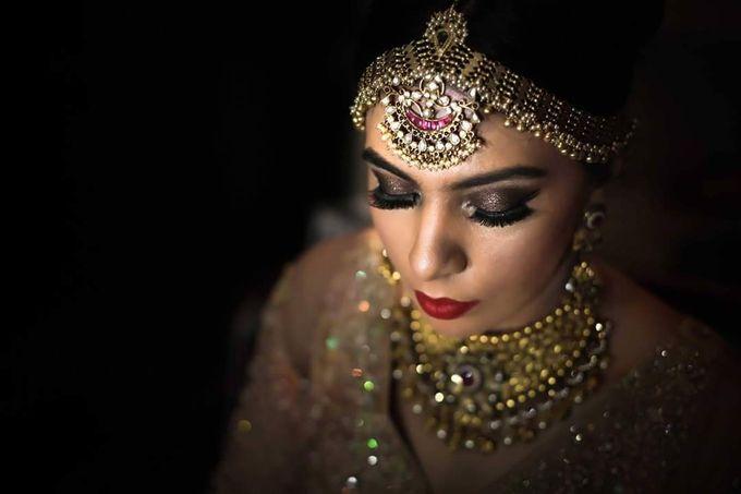 Goa Wedding Makeup Artist by Hazira Makeup Artist Goa - 004
