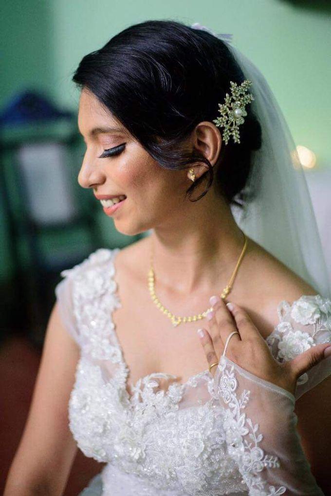 Goa Wedding Makeup Artist by Hazira Makeup Artist Goa - 015