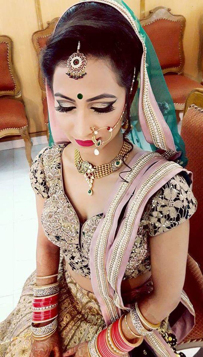 Goa Wedding Makeup Artist by Hazira Makeup Artist Goa - 013