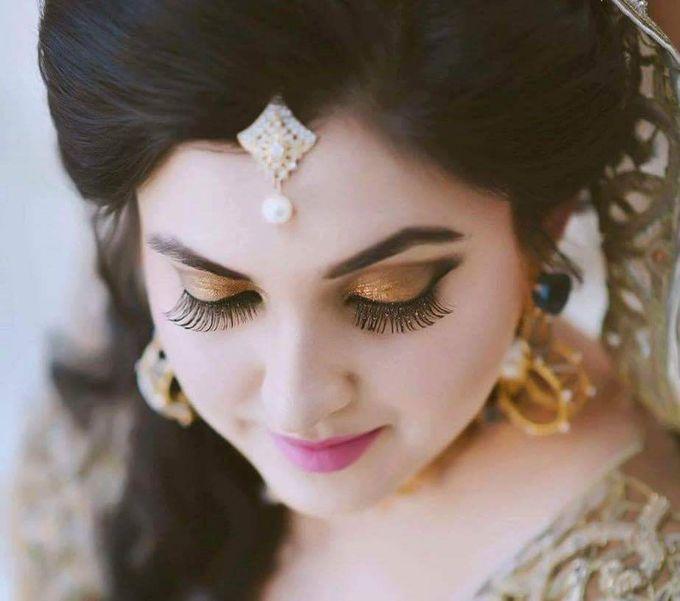 Goa Wedding Makeup Artist by Hazira Makeup Artist Goa - 003