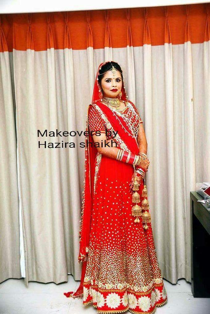 Goa Wedding Makeup Artist by Hazira Makeup Artist Goa - 011