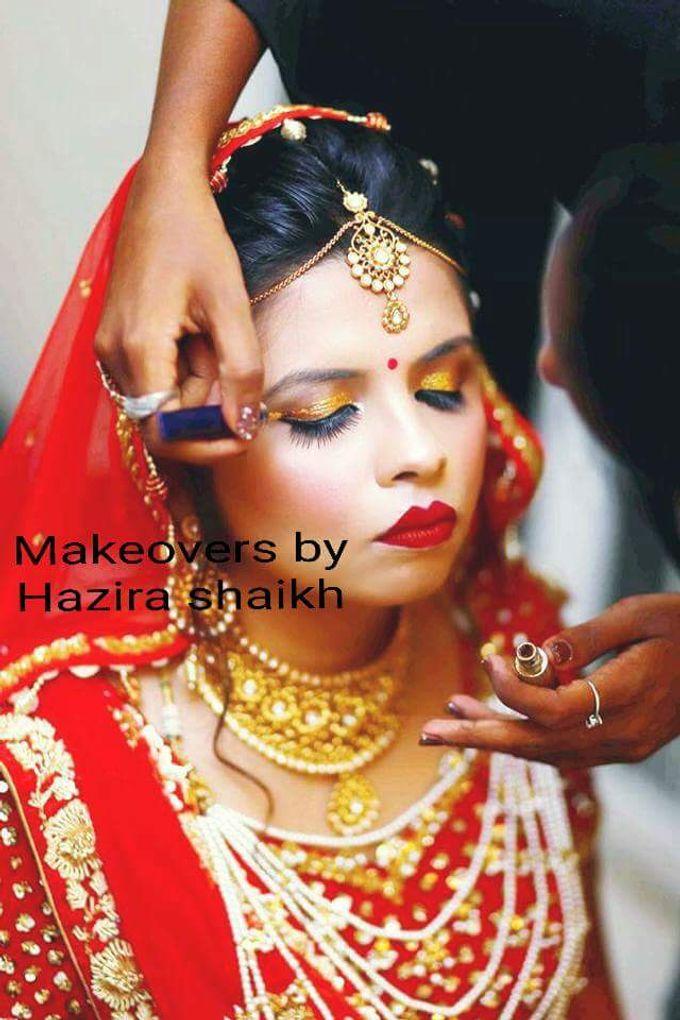 Goa Wedding Makeup Artist by Hazira Makeup Artist Goa - 019