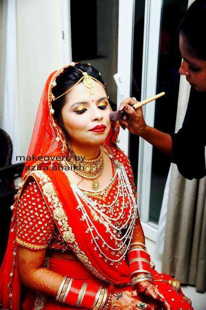Goa Wedding Makeup Artist by Hazira Makeup Artist Goa - 018