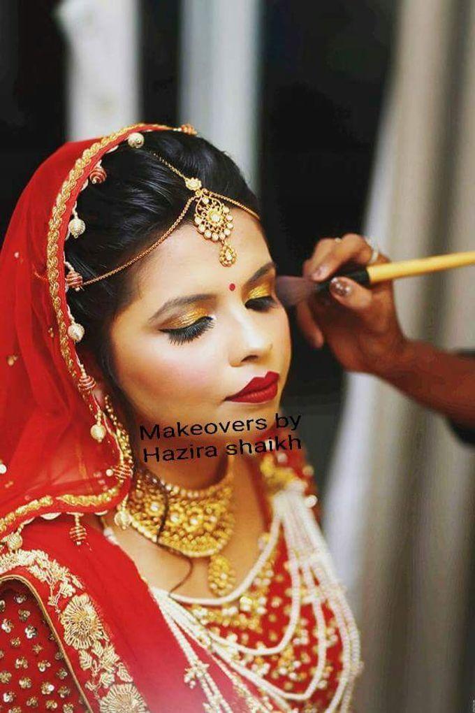 Goa Wedding Makeup Artist by Hazira Makeup Artist Goa - 017