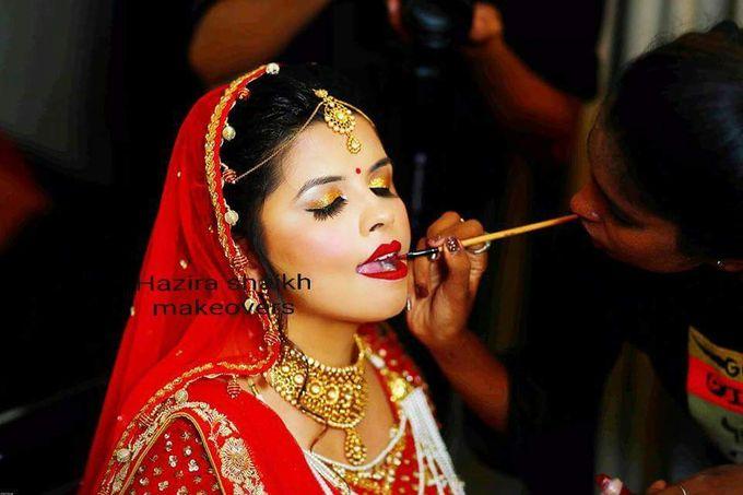 Goa Wedding Makeup Artist by Hazira Makeup Artist Goa - 006