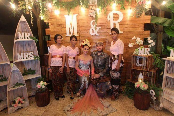 The Wedding Mirco And Rika by Flo Wedding Organizer - 001