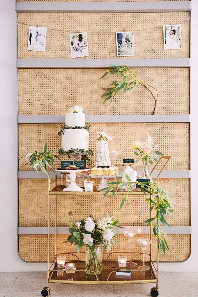 With Love: A Sunday Wedding Fair by Once Upon a Table - 001