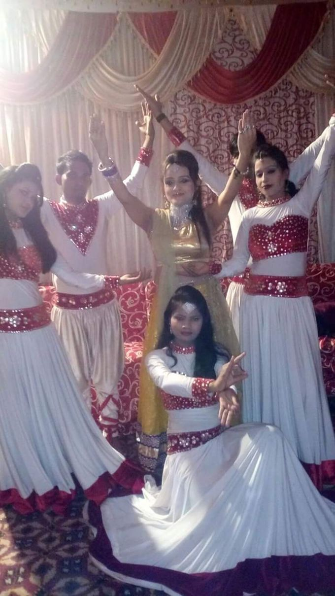 Wedding / Sangeet Choreography by Grooves & Moves With Sonam Khurana - 014