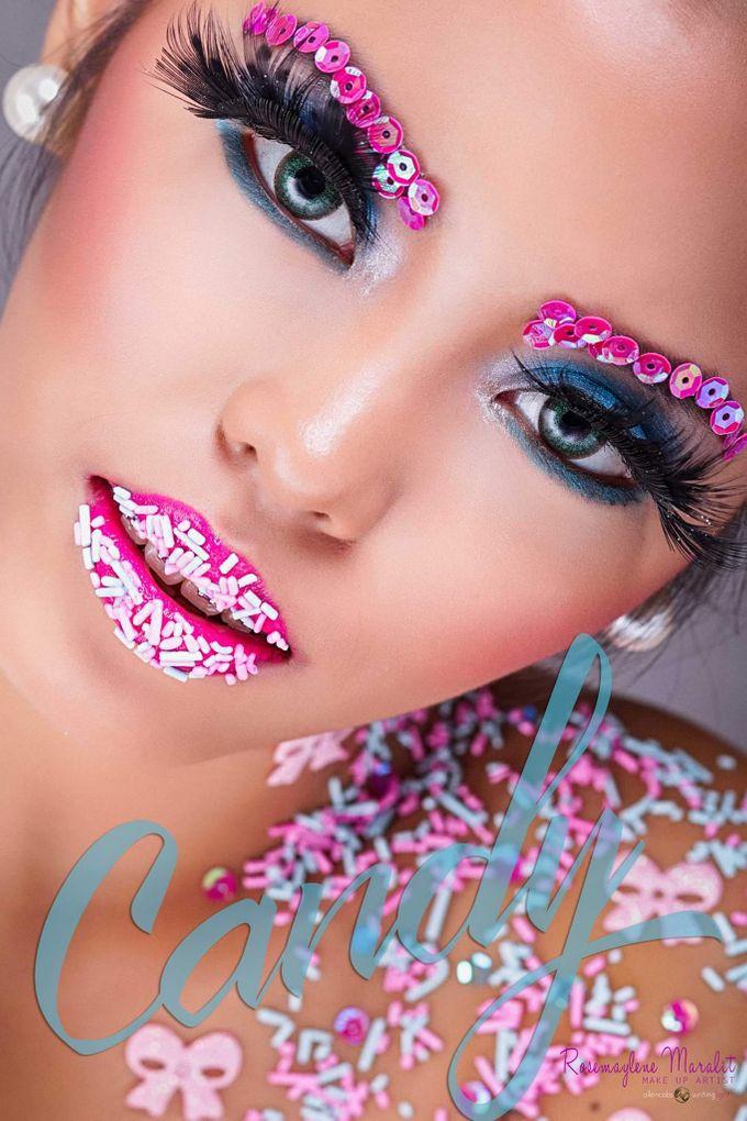 CANDY ❤ by D' Makeup Artist - 002